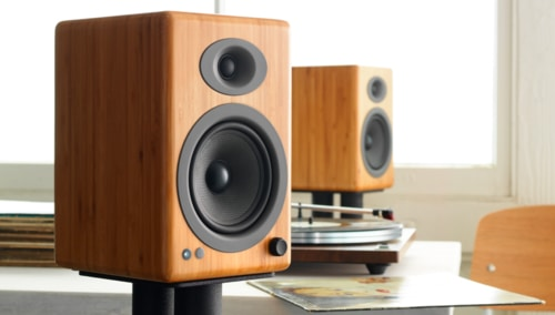 10 Best Powered Speakers for Turntables 2020 | Vinyl Restart