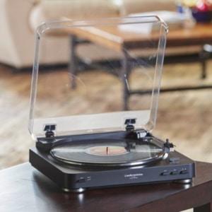 Best Powered Speakers for Audio Technica AT LP60   Vinyl Restart