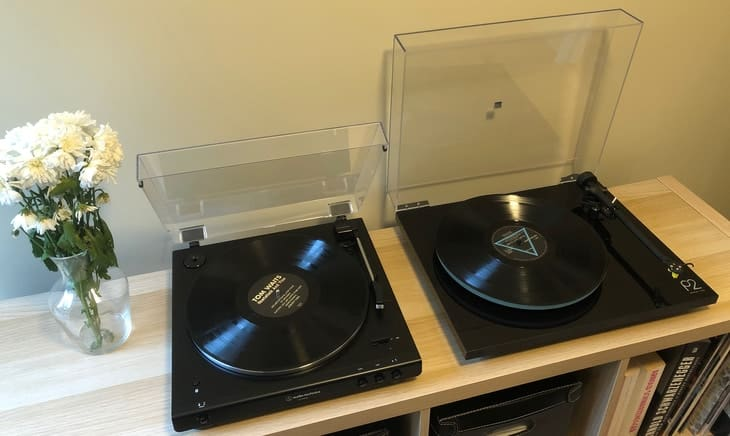 Manual and Automatic Turntables Explained