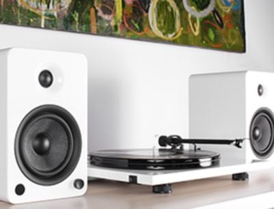 Best Powered Speakers for Pro Ject Turntables | Vinyl Restart