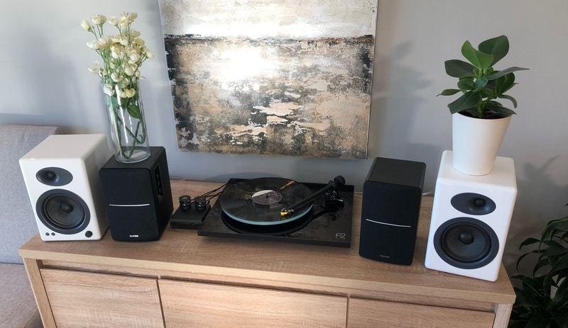 10 Best Powered Speakers for Turntables 2020 | Vinyl Restart