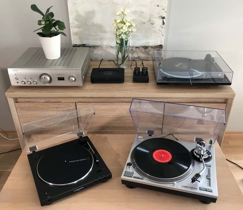 10 Best Turntables