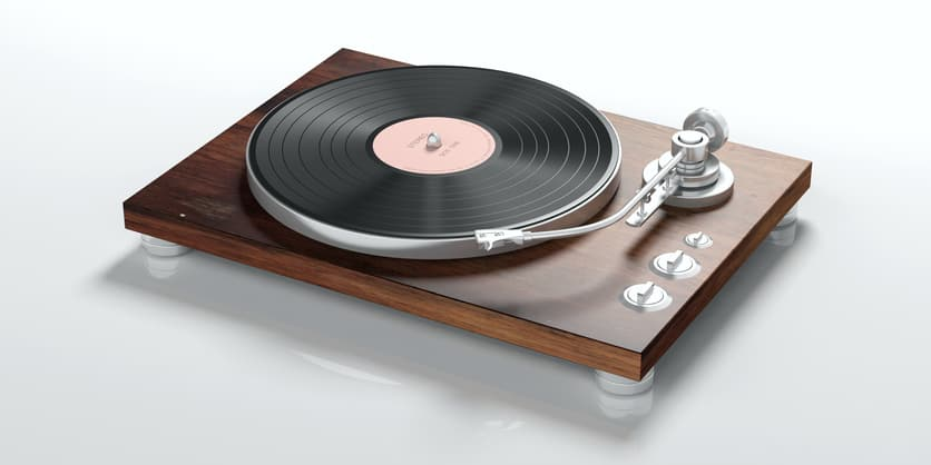 Review of best new vintage looking turntables