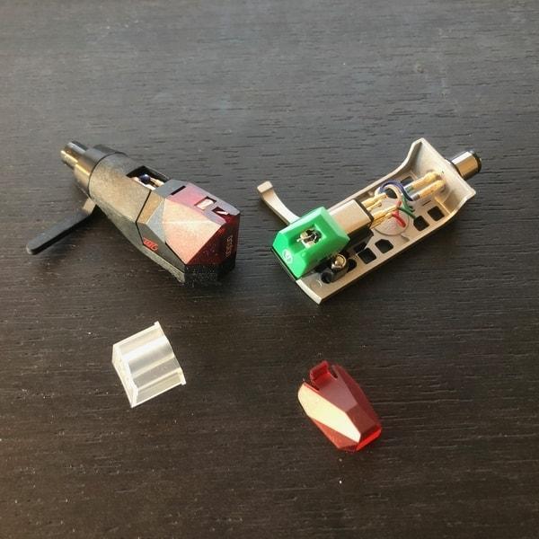 Sound Test: Ortofon 2M Red vs. AT95E Comparison Review ...